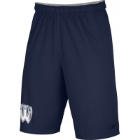 Westview LAX 24: Adult-Size - Nike Team Fly Athletic Shorts - Navy Blue