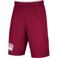 Westview LAX 26: Adult-Size - Nike Team Fly Athletic Shorts - Scarlet Red